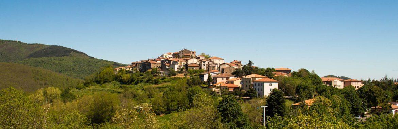 Boccheggiano, antico Borgo Medievale Toscano