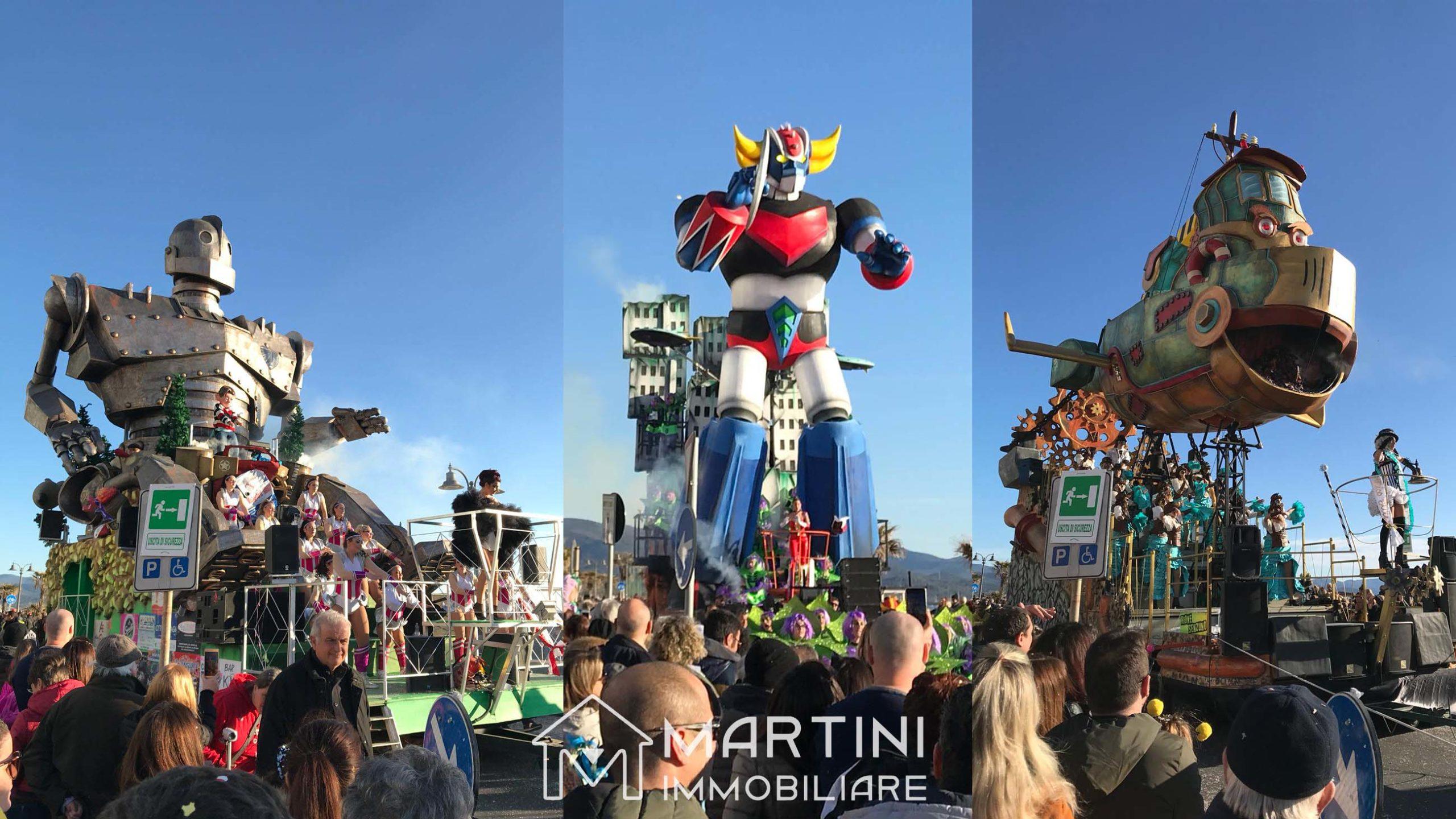 Il Carnevale di Follonica: Carri e Maschere in sfilata