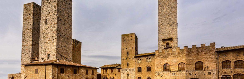 San Gimignano e le sue storiche torri