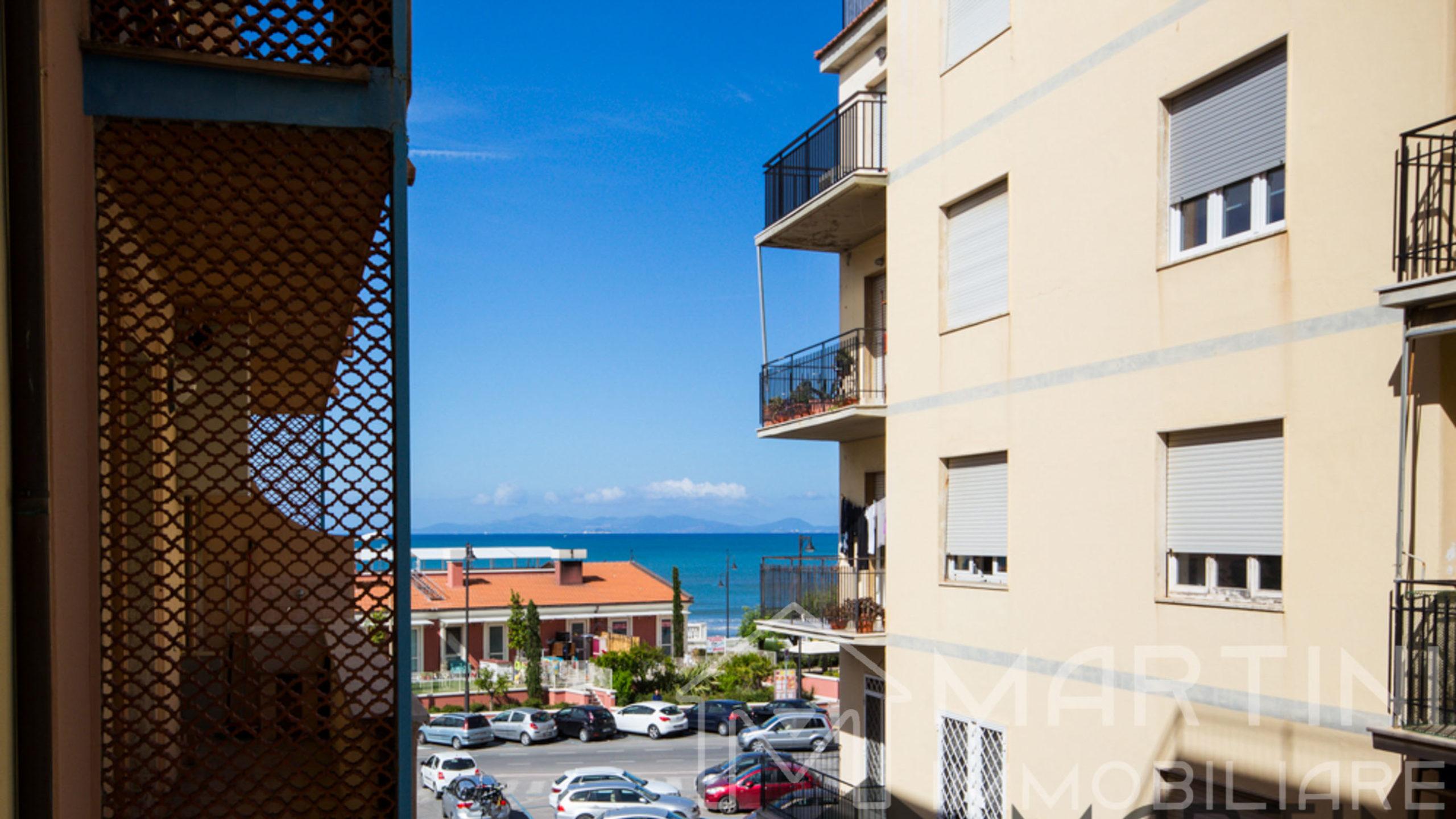 Ampio Appartamento vicino alla Spiaggia Vista Mare
