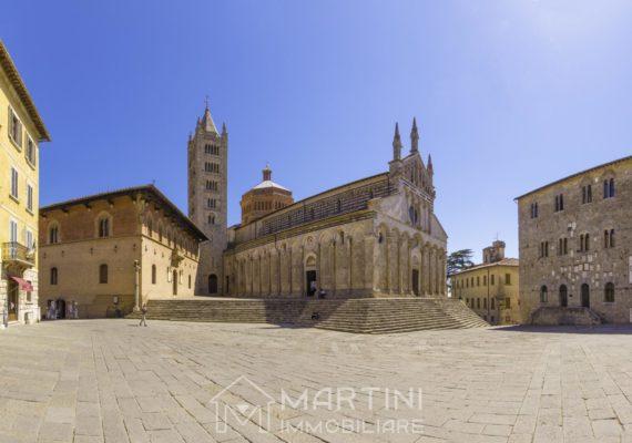 Massa Marittima ed il suo stupendo centro storico