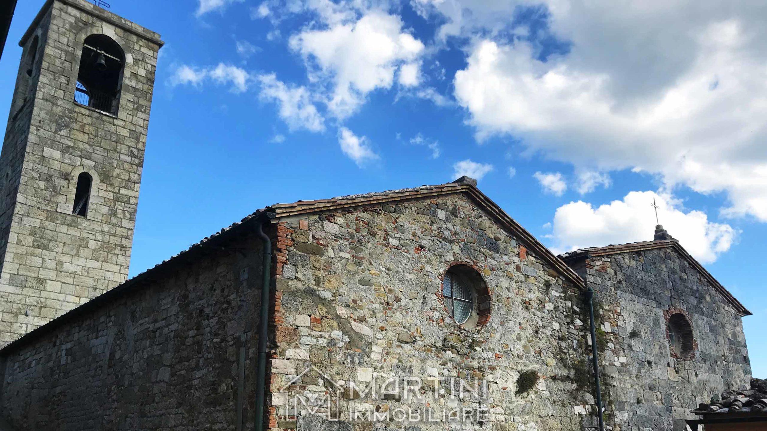 Travale – Antico ed Importante Castello Medievale
