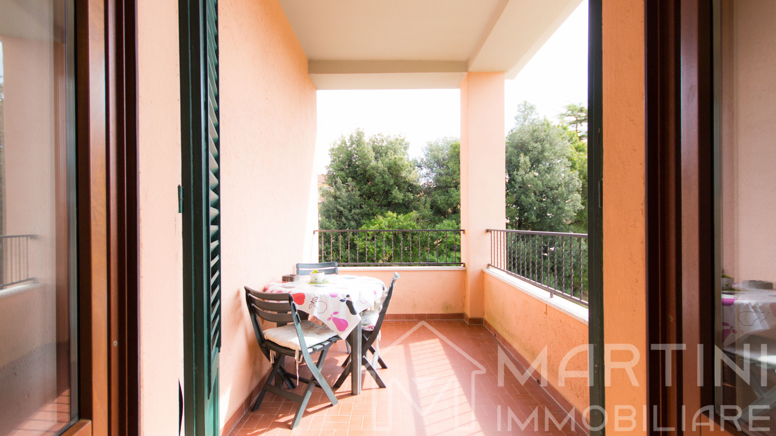 Renovated Apartment For Sale with Terrace and View