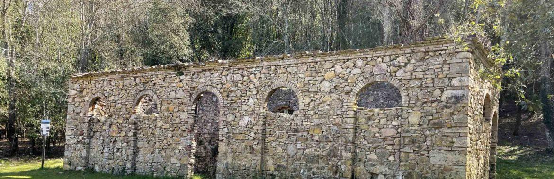 Terme della Baciocca a Montioni