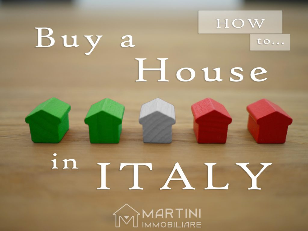 how to buy a house in Italy Tips and suggestions